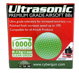 New Ultrasonic Premuim Grade Airsoft BBs