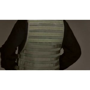 5.11 Airsoft Tactical Vest 1 5.11 Tactical VTAC LBE Utility Vest, Customizable and Adjustable, Chest Pocket, Style 58631
