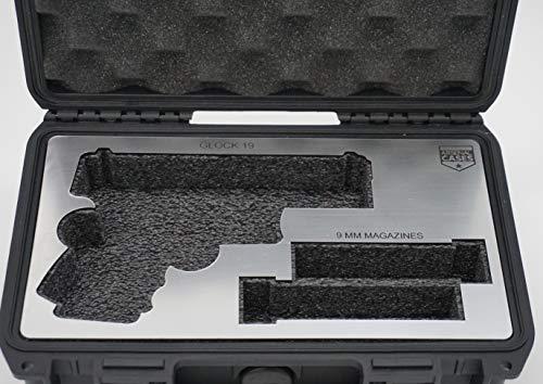 Arsenal Cases Airsoft Gun Case 1 Arsenal Cases Glock 19 Case