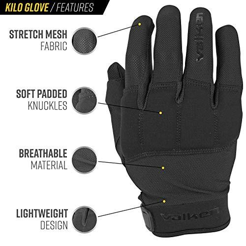 Valken Airsoft Glove 2 Valken Gloves - Kilo Tactical