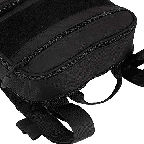 Tactical Area Airsoft Tactical Vest 3 Tactical Chest Rack