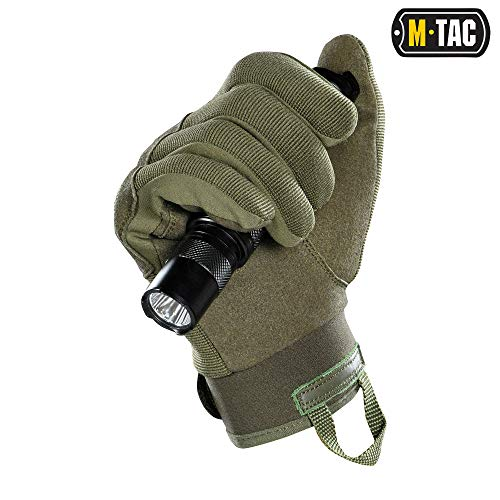 M-Tac Airsoft Glove 5 M-Tac Tactical Gloves Full Finger Assault Airsoft Protective Gear