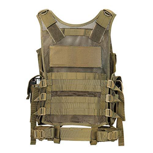 GZ XINXING  3 GZ XINXING S - 4XL 100% Full Refund Assurance Tactical Airsoft Paintball Vest