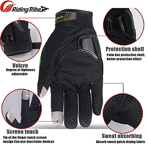 Aibote Airsoft Glove 3 Aibote Ghost Skeleton Touch Screen Full Finger Hard Knuckle Military Tactical Combat Outdoor Gloves for Army Airsoft Paintball Combat Hunting Riding Motorcycle Cycling Bicycle Shooting