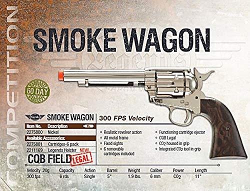 Legends Smoke Wagon Airsoft Gun
