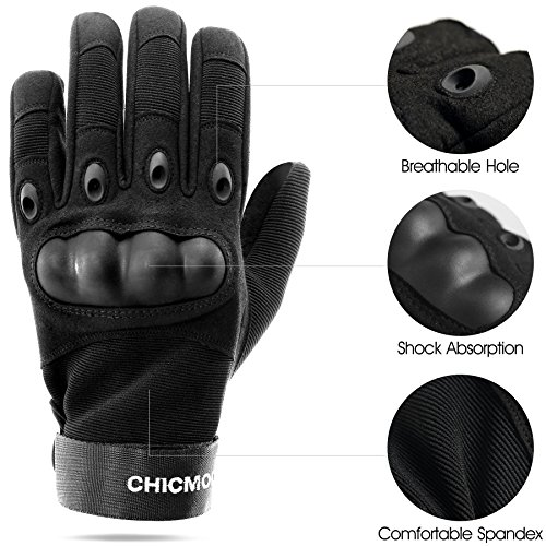 CHICMODA Airsoft Glove 3 CHICMODA Tactical Gloves Hard Knuckle
