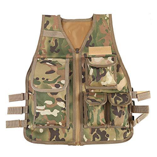 Duevin Airsoft Tactical Vest 1 Duevin Children Tactical Vest