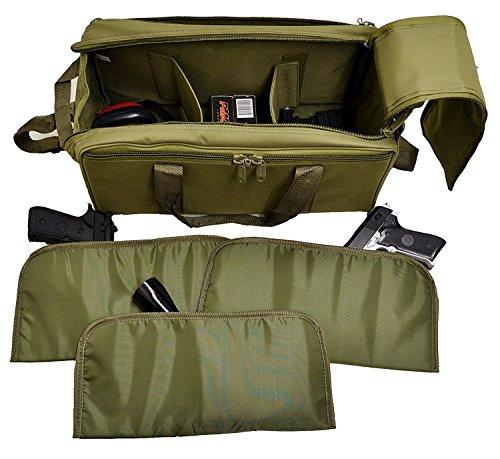 Explorer Airsoft Gun Case 1 Explorer 18-Inch Tactical Range/Bailout/Heavy Duty Gun Bag