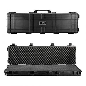 Lauraland Airsoft Gun Case 1 Lauraland Carrying Rifle Case