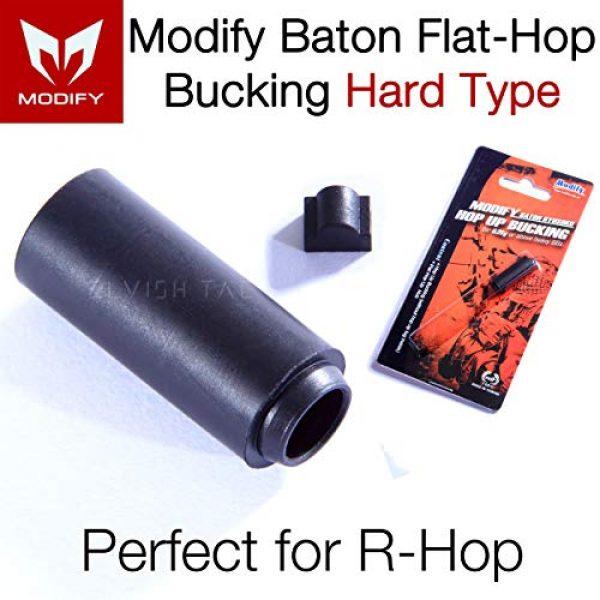 Elvish Tac Airsoft Barrel 4 Elvish Tac R-Hopped ZCI 6.02mm Tightbore Barrel + Modify Flat-Hop Bucking AEG R-Hop RHop