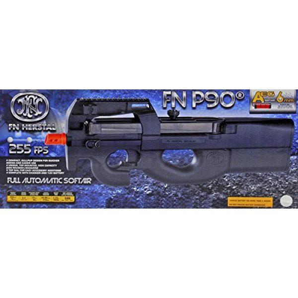 Palco Sports Airsoft Rifle 3 Palco Sports 200940 Herstal FN P90 AEG Electric Airsoft Rifle, Black