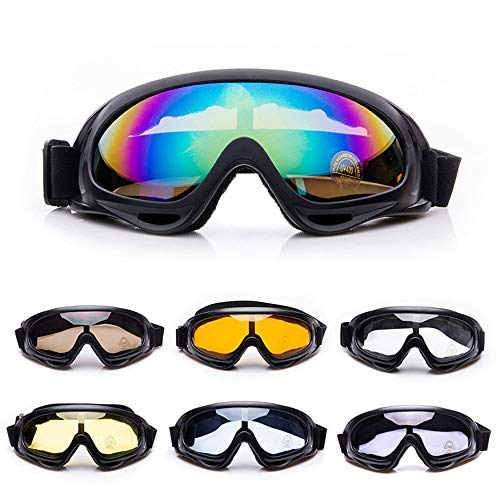 Sunny Airsoft Goggle 2 Outdoor Sports Airsoft Hunting Goggles Cycling Sunglasses X400 Tactical Skiing Goggles