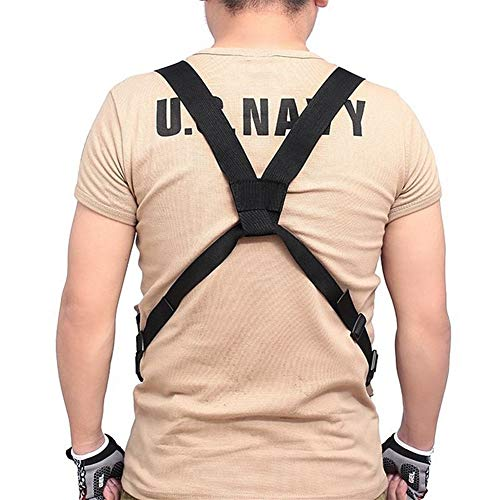 Redland Art Airsoft Tactical Vest 5 Redland Art Tactical Vest Airsoft Ammo Chest Bag for Men AK 47 Magazine Pouch Carrier Vest Combat Tactical Hunting Gear Military Equipment Airsoft Tactical Vest