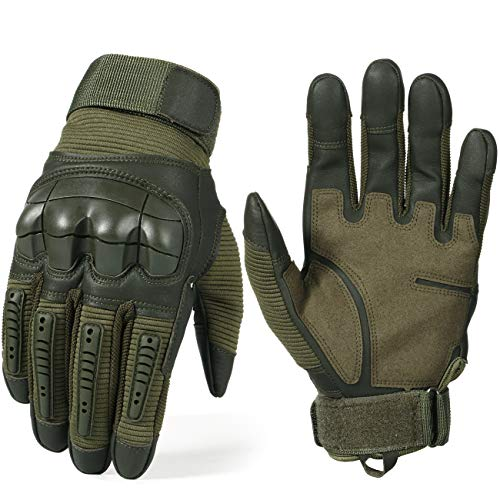 AXBXCX Airsoft Glove 1 AXBXCX Motorcycle Gloves Touch Screen Gloves Full Finger Gloves for Men