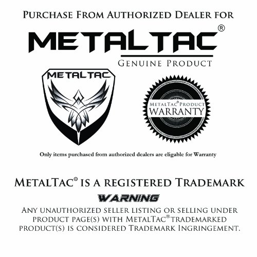 MetalTac Airsoft Tool 6 Two Pack of MetalTac Airsoft Speed Loader 100 RDS