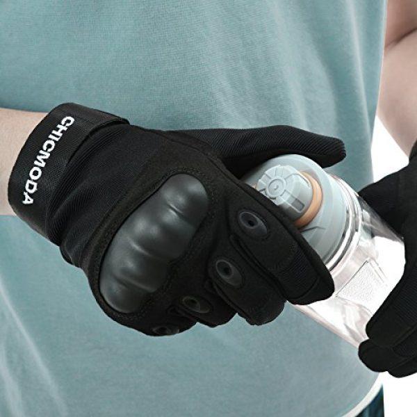 CHICMODA Airsoft Glove 4 CHICMODA Tactical Gloves Hard Knuckle