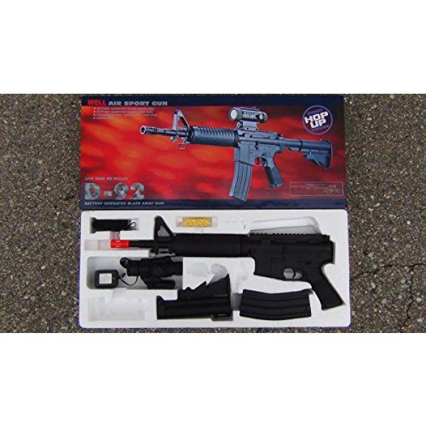 Airgunplace Airsoft Rifle 3 Airgunplace Well D92 M4A1 Electric Full AUTO Airsoft Rifle Gun