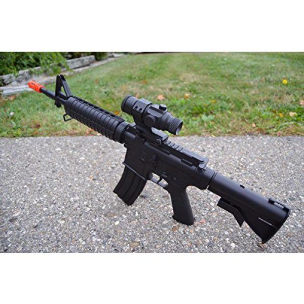 Airgunplace Airsoft Rifle 2 Airgunplace Well D92 M4A1 Electric Full AUTO Airsoft Rifle Gun