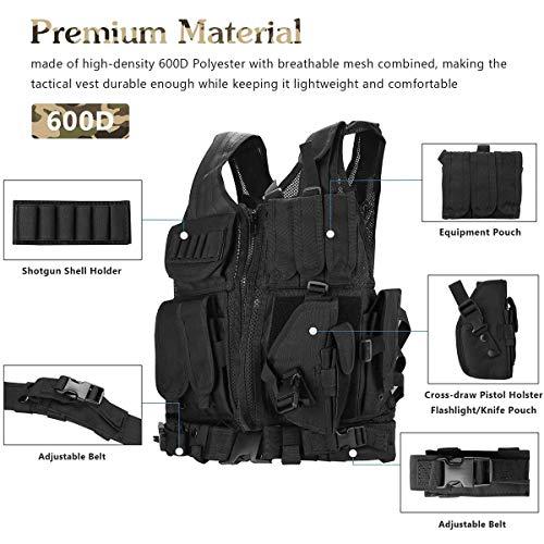 Outdoor Equipment/Adjustable Sizes/Men/Women/600D Assault Gear