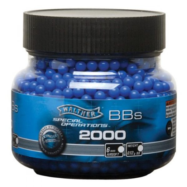 Elite Force Airsoft BB 1 Walther 6mm Airsoft BBS Special Ops Airsoft Ammo