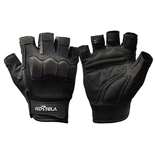 Kungken Airsoft Glove 1 Kungken Tactical Gloves Airsoft Military Paintball Shooting Army Bicycle Outdoor Wargame Half Finger Gloves