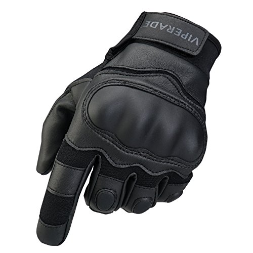 Viperade Airsoft Glove 1 Viperade Mens Tactical Gloves Military Rubber Hard Knuckle Outdoor Glove | Heavy Duty Glove | Airsoft Glove | Best for Cycling Hiking Camping Powersports