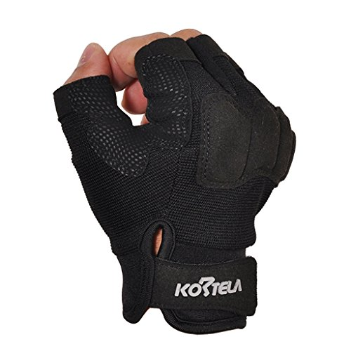 Kungken Airsoft Glove 2 Kungken Tactical Gloves Airsoft Military Paintball Shooting Army Bicycle Outdoor Wargame Half Finger Gloves