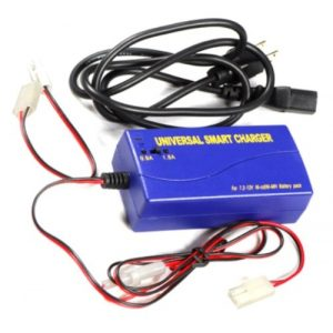 TSD Airsoft Battery Charger 1 TSD Universal Smart Charger 7.2-12V for NiCad & NiMH batteries