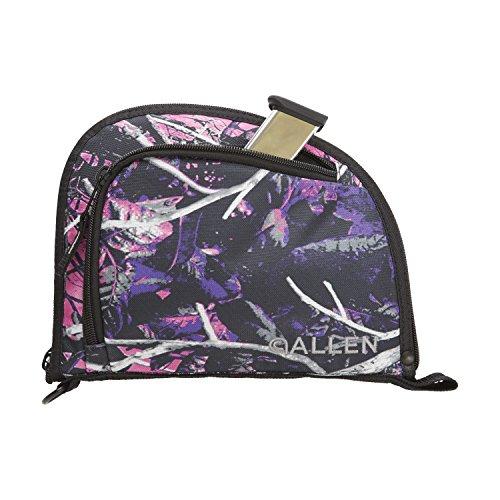 """Allen Company Airsoft Gun Case 3 Allen One Pocket 9"""" Auto-Fit Handgun Case"""