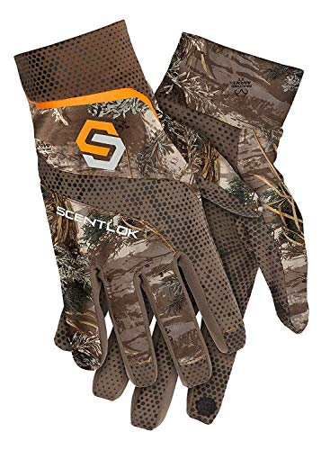 ScentLok Airsoft Glove 1 ScentLok Savanna Lightweight Shooter Glove