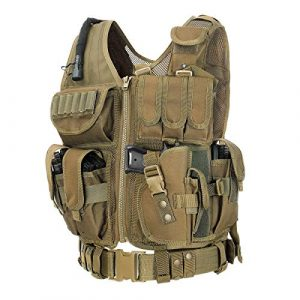 GZ XINXING Airsoft Tactical Vest 1 GZ XINXING S - 4XL 100% Full Refund Assurance Tactical Airsoft Paintball Vest