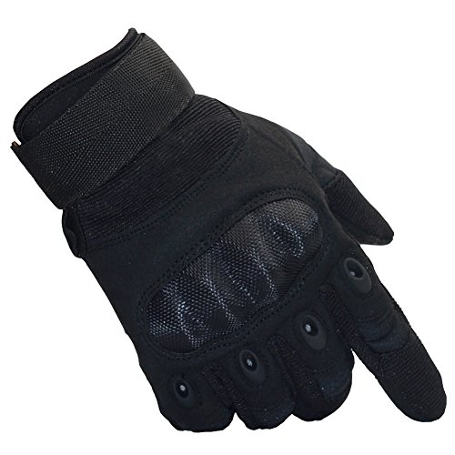 Nachvorn Airsoft Glove 3 Nachvorn Men's Tactical Military Outdoor Gloves for Camping Cycling Motorcycle Hiking Powersports Airsoft Paintballg