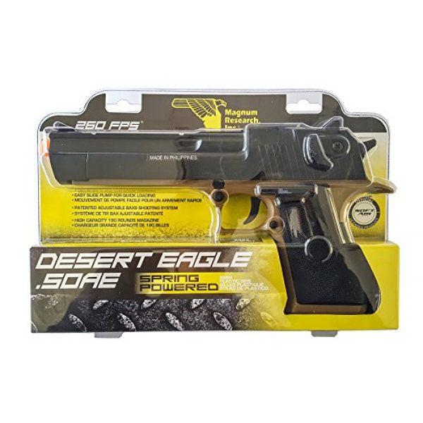 Desert Eagle Airsoft Pistol 3 Desert Eagle Spring Powered Airsoft Pistol