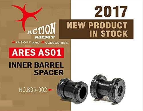 Action Army Airsoft Tool 1 Action Army Inner Barrel Spacer for ARES Amoeba AS01 Striker S1