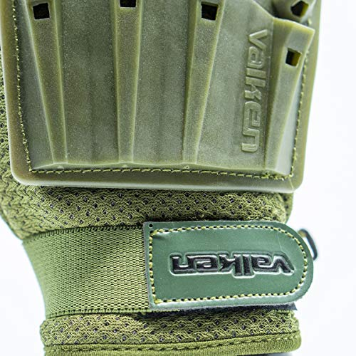 Valken Airsoft Glove 6 Valken Alpha Half-Finger Gloves