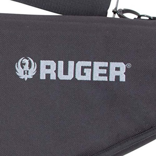 Allen Company Airsoft Gun Case 2 Ruger Raid Side Entry Tactical Rifle Case