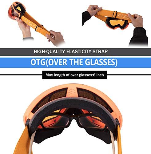 DODOING Airsoft Goggle 3 DODOING Ski Goggles