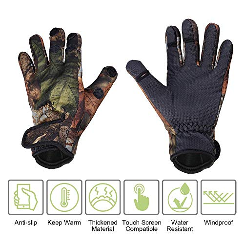 Folgtek Airsoft Glove 3 Folgtek Hunting Camouflage Accessories