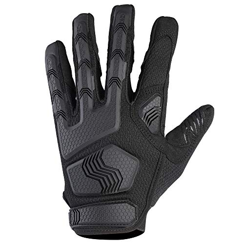 AXBXCX Airsoft Glove 2 AXBXCX Camouflage Full Finger Protective Gloves for Motorcycles