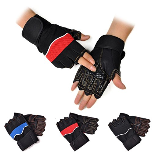 Goodtrade8 Airsoft Glove 7 Gotd Military Half-finger Fingerless Airsoft Outdoor Hunting Riding Cycling Indoor Gym Workout Weight Lifting Training Gloves