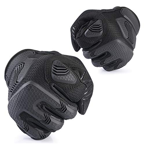 AXBXCX Airsoft Glove 5 AXBXCX Camouflage Full Finger Protective Gloves for Motorcycles