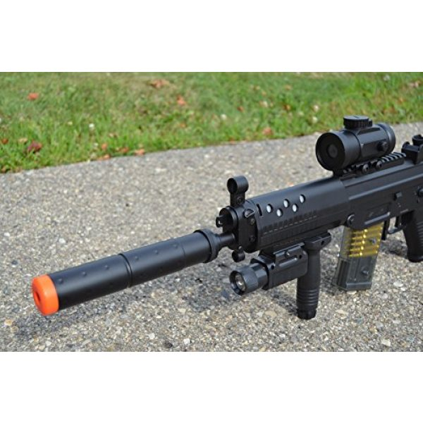 Airsoft Airsoft Rifle 4 S552 Style Airsoft Electric Gun