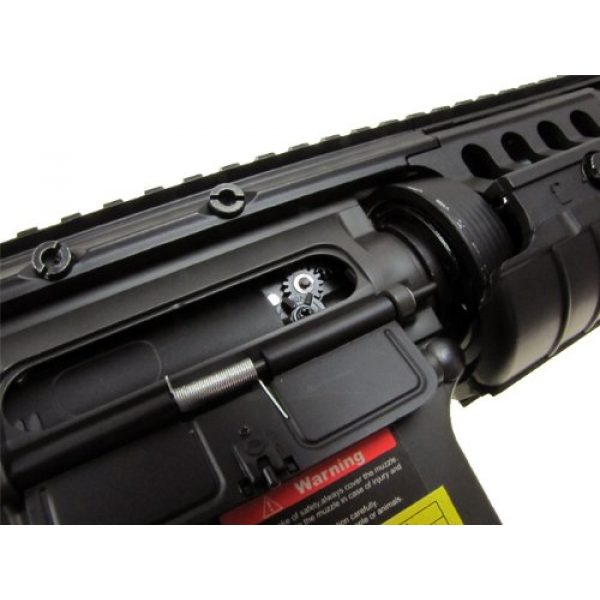 Jing Gong (JG) Airsoft Rifle 6 JG m4a1 s-system aeg electric airsoft gun - black(Airsoft Gun)