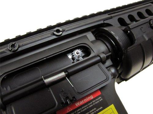Jing Gong (JG)  6 JG m4a1 s-system aeg electric airsoft gun - black(Airsoft Gun)