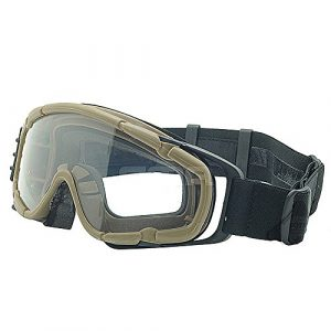 ATAIRSOFT Airsoft Goggle 1 ATAIRSOFT Wind-Shield Protective Airsoft Ski Bike Goggles Mini Fan System