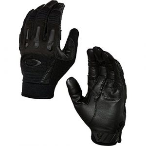 Oakley Airsoft Glove 1 Oakley Transition Tactical Mens Snow Snowmobile Gloves - Jet Black / 2X-Large