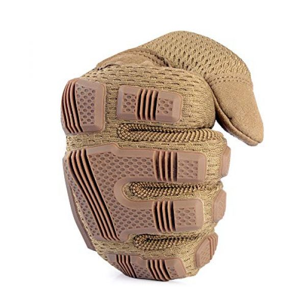 AXBXCX Airsoft Glove 5 AXBXCX Camouflage Full Finger Outdoor Gloves for Men
