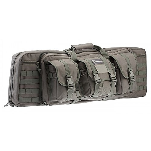 Drago Gear Airsoft Gun Case 1 Drago Gear Double Gun Case