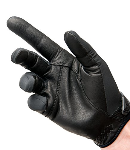 First Tactical Airsoft Glove 4 First Tactical Mens Lightweight Patrol Glove | Skin Tight Goatskin Palm with Touchscreen Capability