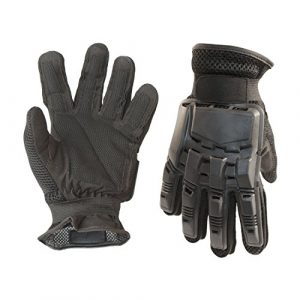 ALEKO Airsoft Glove 1 ALEKO PBFFG43XL Extra Large Paintball Airsoft Outdoor Sports Military Tactical Full Finger Gloves